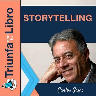 Storytelling. Entrevista a Carlos Salas. Episodio 131