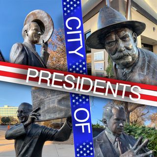 EPISODE #15: THE MAKING OF THE CITY OF PRESIDENTS with Dallerie Davis & James Van Nuys
