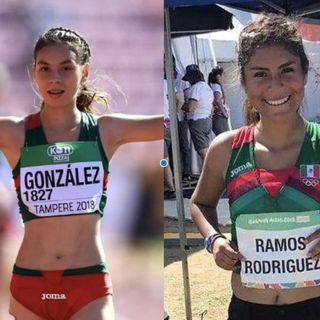 Expedición Rosique #91: Alegna González y Sofia Ramos, las nuevas campeonas de la marcha mexicana.