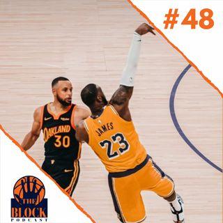 #48 - Resumo da Primeira Rodada do Play In + Mini Prévia dos Playoffs