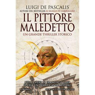 """Luigi De Pascalis """"Il pittore maledetto"""""""