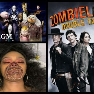 ZOMBIES! Zombieland 2, Prepper Food Bucket Taste Tests