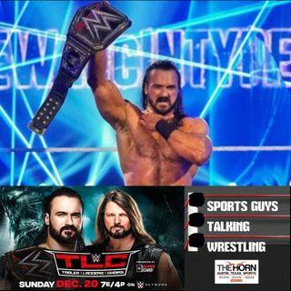 SGTW WWE TLC Special Report with Drew McIntyre Dec 18 2020