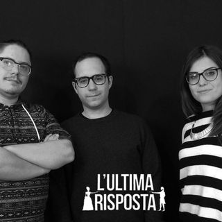 1x18 L'ultima Risposta - Intervista a Paolo Gamerro