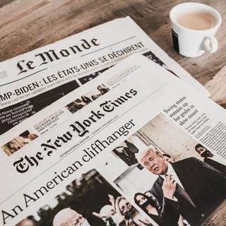 9 novembre 2020 - Notiziario