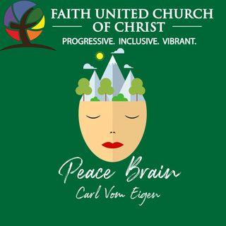 Peace Brain - Carl vom Eigen