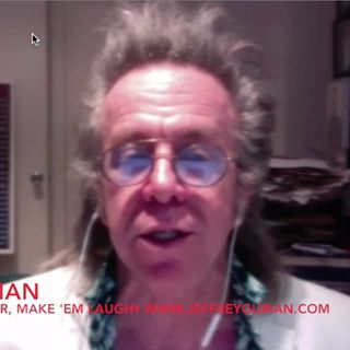 Comedy Matters to Jeffrey Gurian's book!