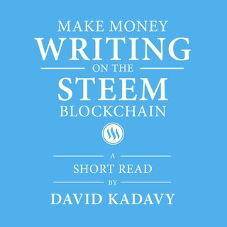 NOTE: New Book: Make Money Writing on the STEEM Blockchain