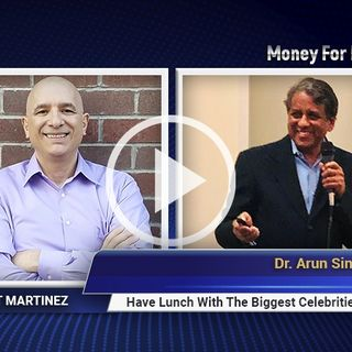 Dr. Arun Singh - An Immigrant's Remarkable Journey to Becoming A Preeminent Card