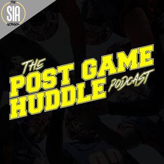 Episode 1 - Post Game Huddle