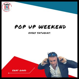 Buona domenica con Pop Up Week End by Erny Gandi