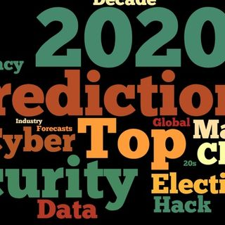 2020 Vision: predictions for the future.