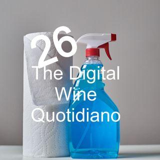 QN 26 - Una cassa di vini di Francesco Guccione