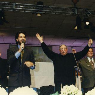 Noi del Rinnovamento - Padre Matteo La Grua e Salvatore Martinez