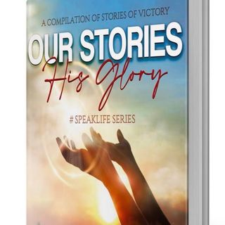 Our Stories, His Glory Book Release