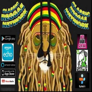 Classic Reggaeman on a Sunday on CRN