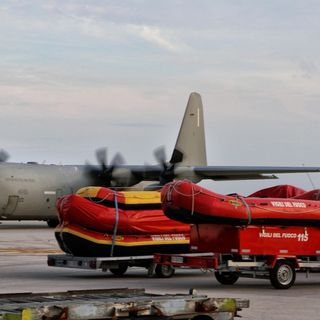 Vigili del fuoco vicentini e veneti in soccorso del Belgio travolto dal maltempo