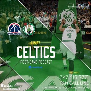 GM5: Celtics v Washington Wizards   2016-17 NBA Playoffs, Round 2   CSL to Host!