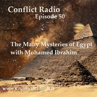 Episode 50  The Many Mysteries of Ancient Egypt with Mohamed Ibrahim