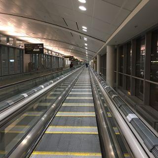 Aeropuertos: mini-ciudades