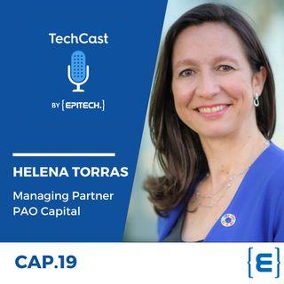 Las cualidades esenciales de una startup tech con Helena Torras
