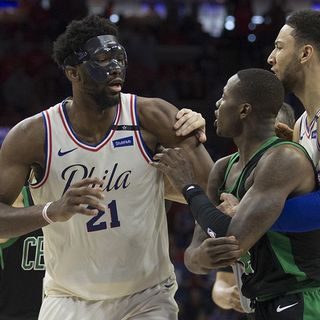 Celtics' Terry Rozier Now Feuding With Sixers' Joel Embiid
