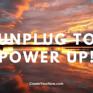 1550 Unplug to Power Up!