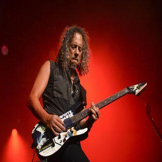 Cumple de Kirk Hammett