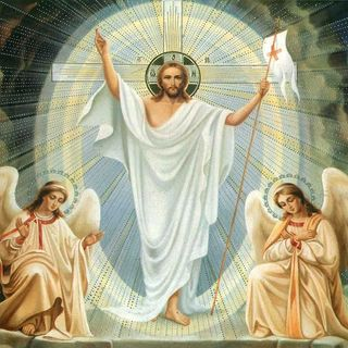 Padre Loris - Pasqua del Risorto, per i risorti!