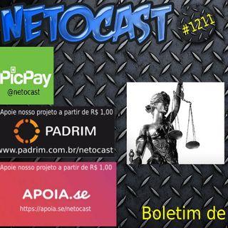 NETOCAST 1211 DE 29/10/2019 - BOLETIM DE DIREITO