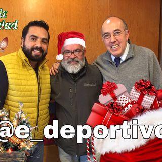 Nos visitó Santa Claus y se puso bueno el Relajo en Espacio Deportivo de la Tarde 21 de Diciembre 2018