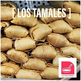 Episode 25 - LA FRITANGA-CULINARIO: Los Tamales