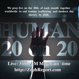 Human 20 on 20 - Ending Human Slavery and Political Corruption