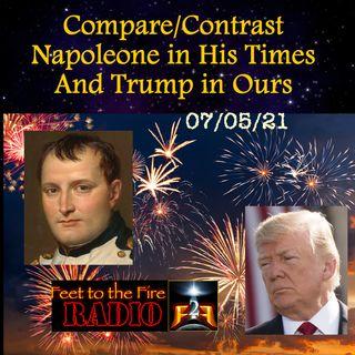 F2F Radio: Napoleon & Trump in Their times