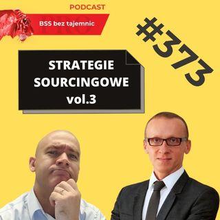 #373 Strategie Sourcingowe po raz trzeci