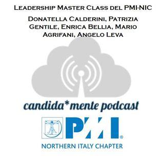 Episodio 9 - Calderini Gentile Bellia Agrifani Leva - Leadership Master Class del PMI-NIC