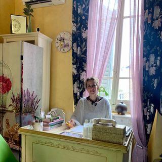 Intervista integrale Barbara burroni