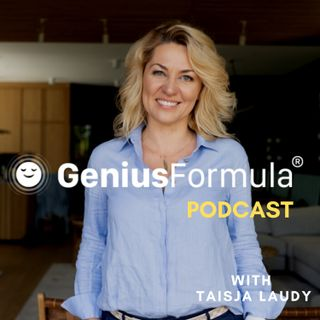 The parable of the Talents - how to enter your abundant life. Taisja Laudy, Genius Formula.