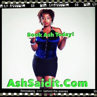 ashsaidit says happy Friday