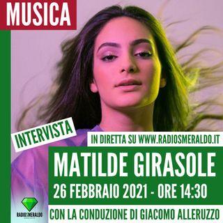 Matilde Girasole | Intervista