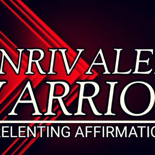 VICTORIOUS WARRIOR| CHAMPION MINDSET| ALPHA AFFIRMATIONS