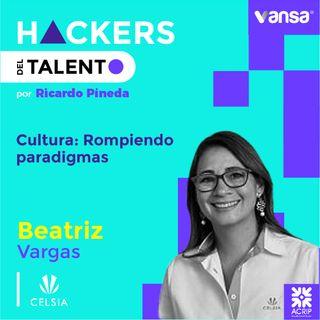 041. Cultura: rompiendo paradigmas - Beatriz Vargas  (Celsia)  -  Lado B