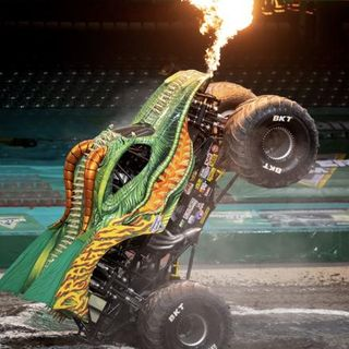 Jon Zimmer & Dragon / Monster Jam 2019