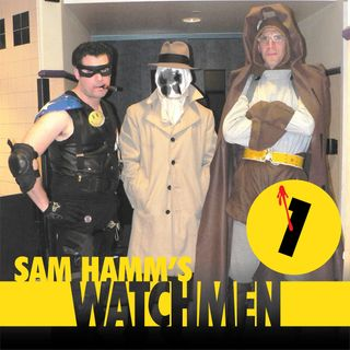 117 - Sam Hamm's Watchmen, Part 1