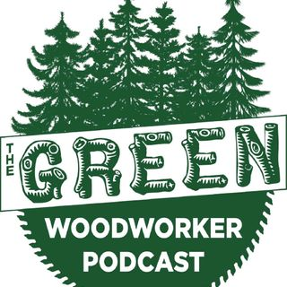 The Green Woodworker Podcast: Episode 010 Bryant Todd From Camille Woodworking