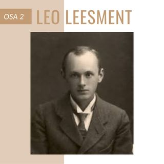 #2 Leo Leesment - 1902-1986