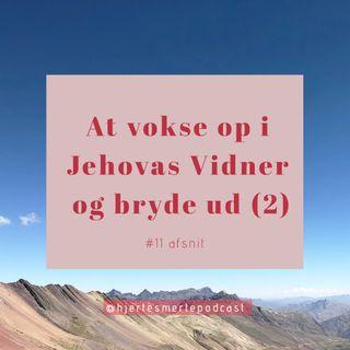 Hjerte Smerte #11: At vokse op i Jehovas Vidner og bryde ud 2:2
