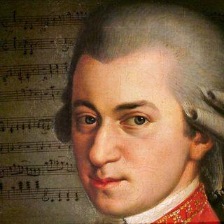 La Domenica di Ameria Radio  30 maggio 2021 ore 12.00 - Musiche di W. A, Mozart