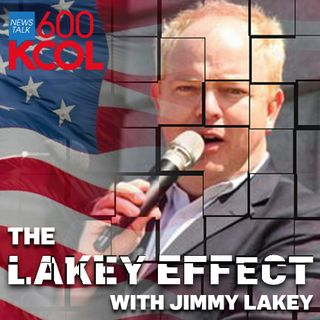 The Jimmy Lakey Show 1-10-19 Part 3