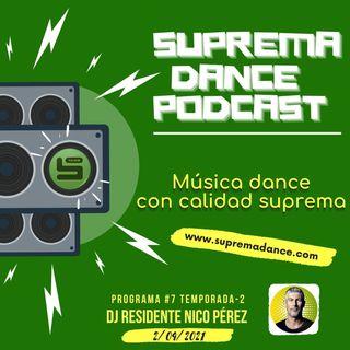 DJ Residente Nico Pérez | Programa-7 | T.2 | SDP